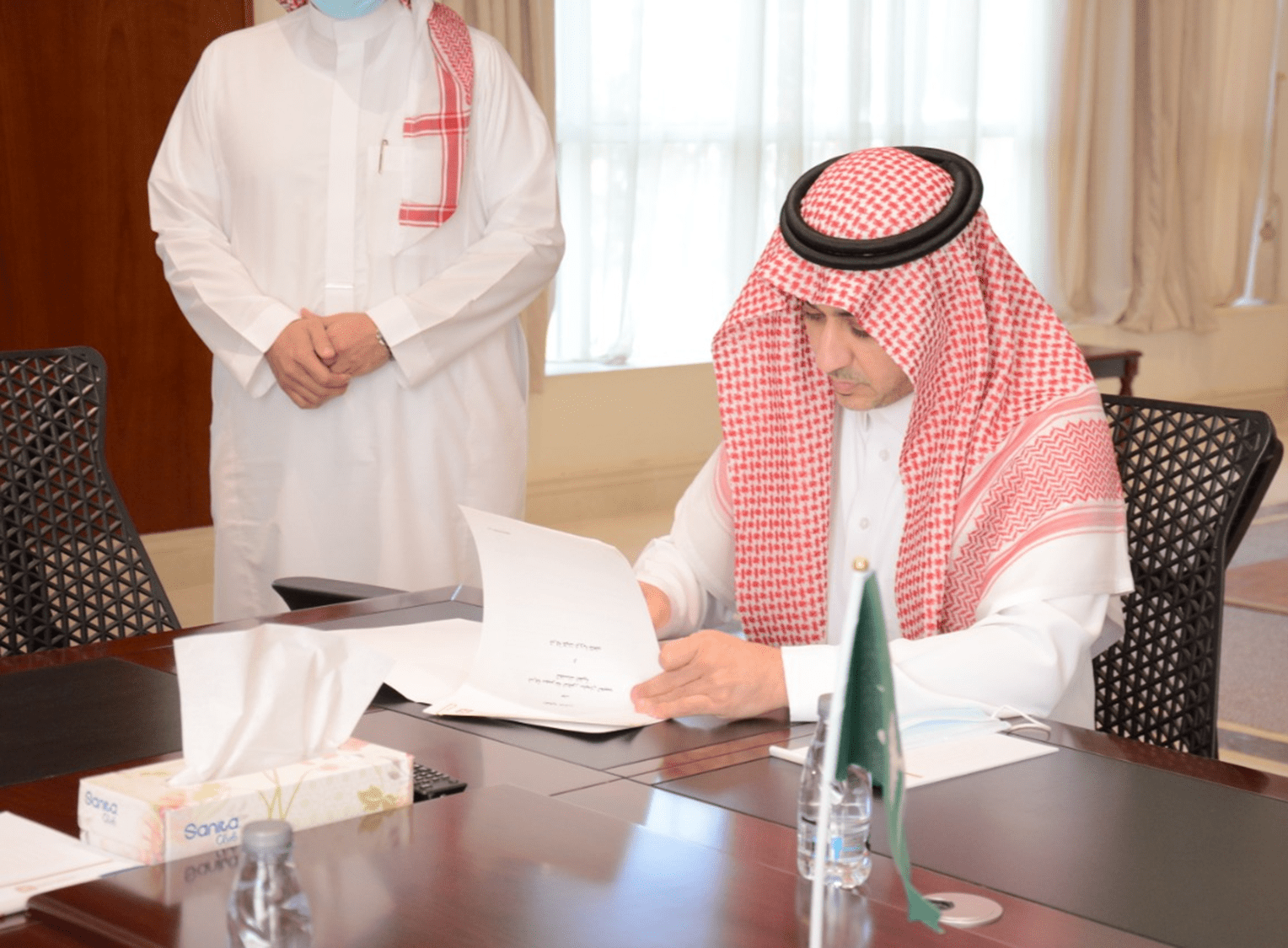 Vision Colleges concludes a contract to design an integrated educational building project in Riyadh