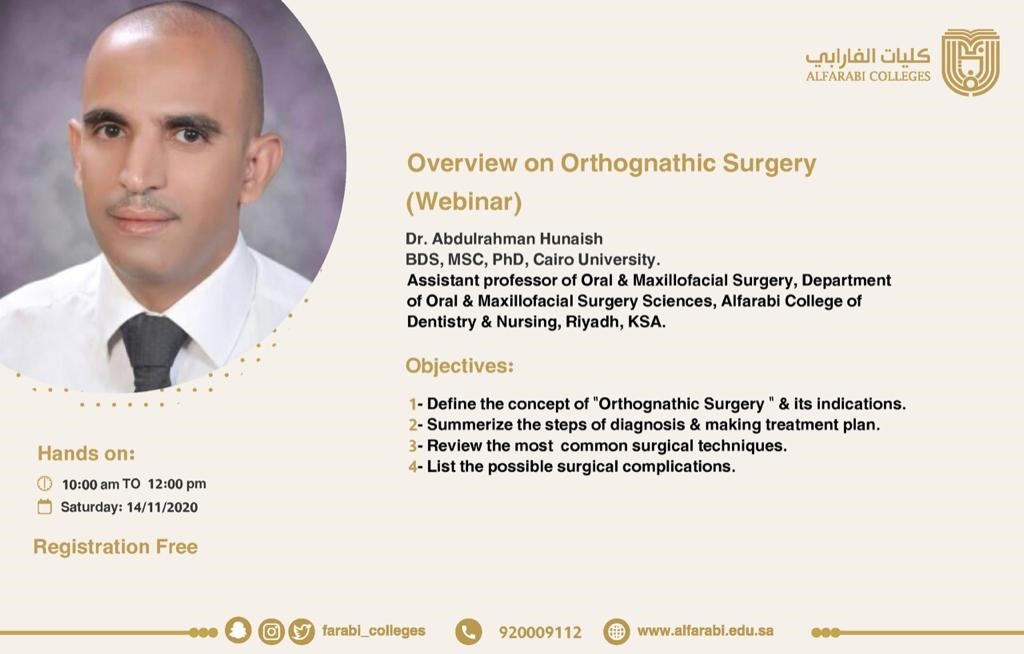 Overview on Orthognathic Surgery