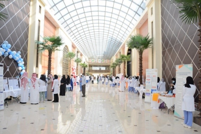 Scientific Research Day for first year students